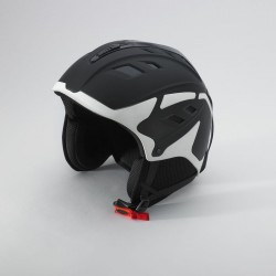 Casque DENERIAZ CrossTec Black White