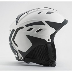 Casque DENERIAZ CrossTec White Black