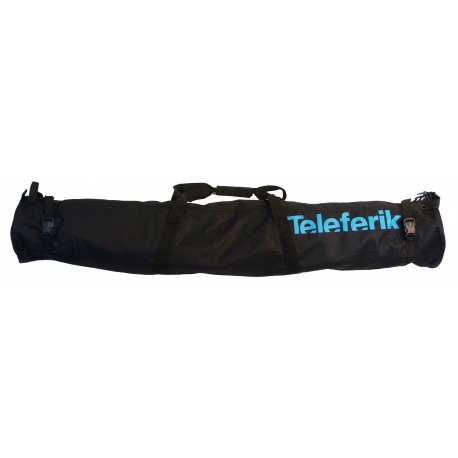 Housse à skis Teleferik 1 paire 130 cm