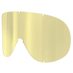 Poc Retina Big Single Lens Smokey Yellow