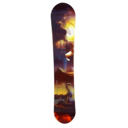 Snowboard Pale Shadow