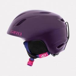 Giro Launch Purple Hearts