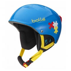 Bollé B-KID SHINY BLUE PUZZLE
