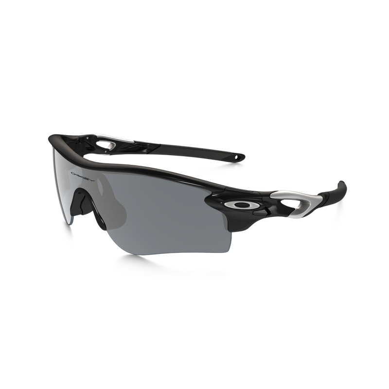 Oakley RADARLOCK™ PATH™ POLISHED BLACK BLACK IRIDIUM - Speck-Sports 1d801d76f85e