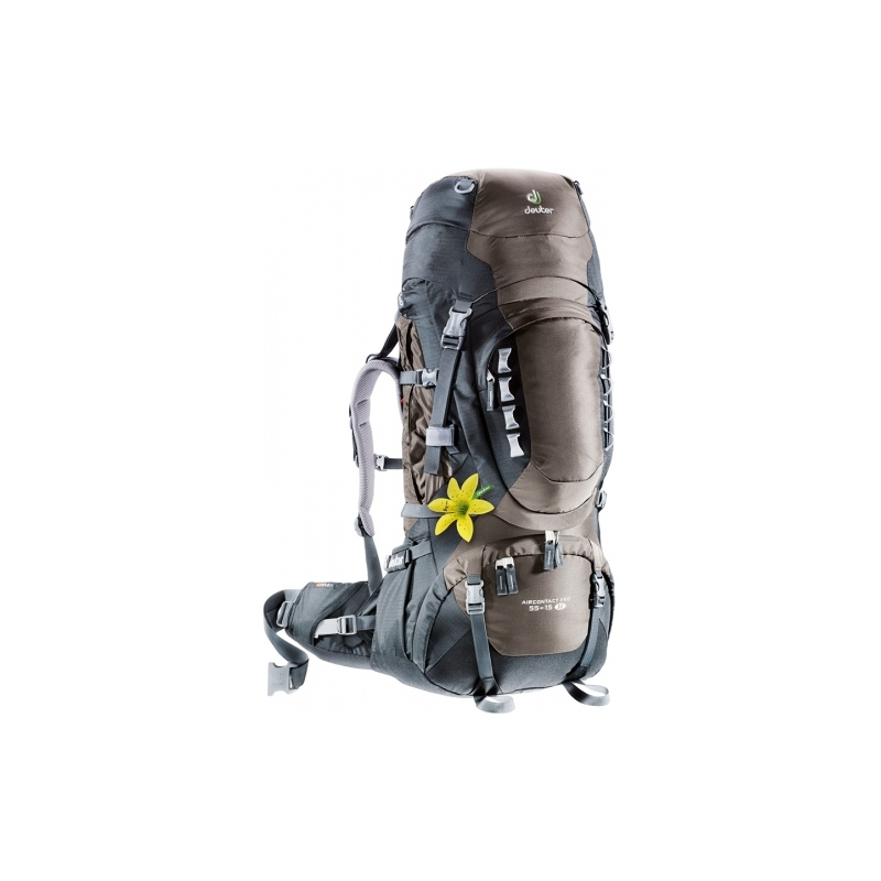 new lifestyle save off new concept Deuter Aircontact PRO 55 + 15 SL brown