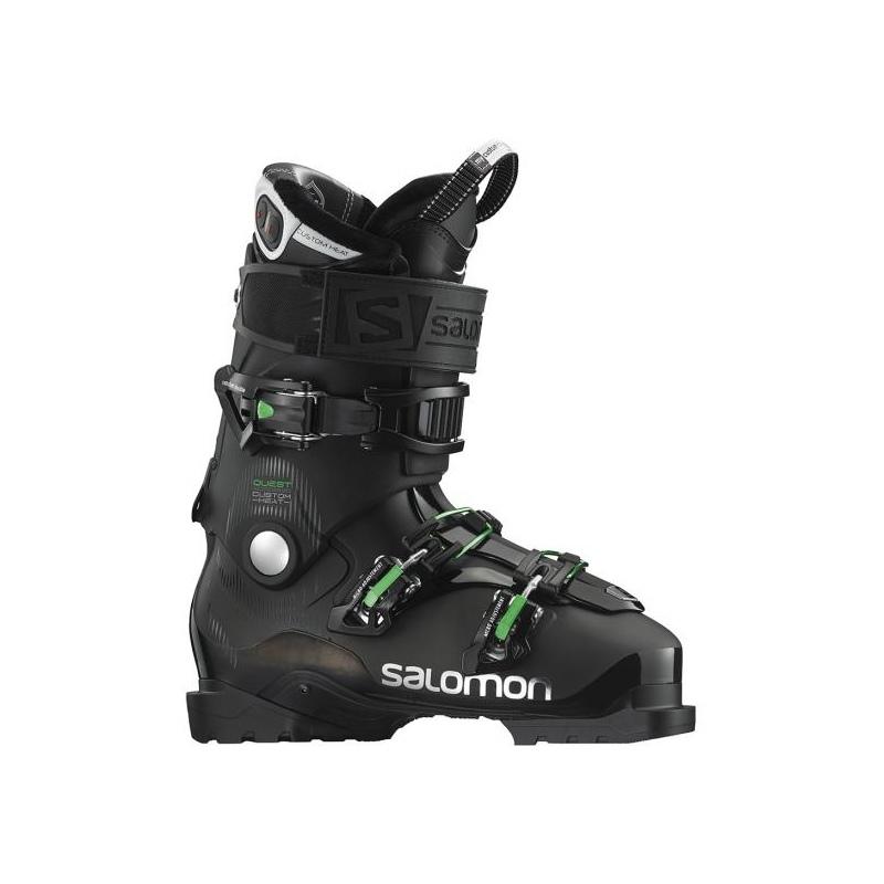 chaussure chauffante ski chaussures de ski quest access custom heat femme salomon chaussures de ski. Black Bedroom Furniture Sets. Home Design Ideas