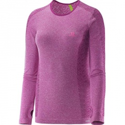 Salomon ELEVATE SEAMLESS LS TEE W
