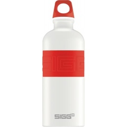 Sigg Colour Your Day Pure White Touch Red 0.6 L
