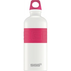 Sigg Colour Your Day Pure White Touch Pink 0.6 L