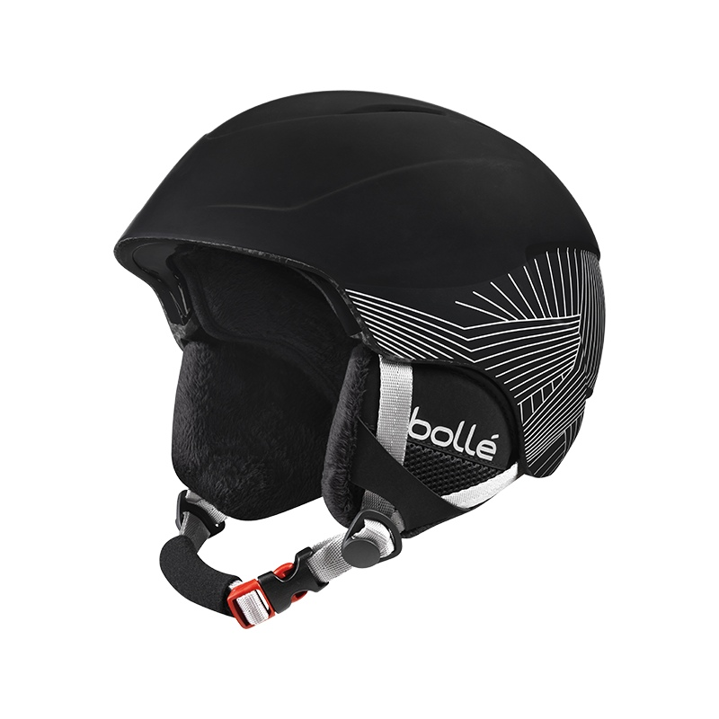 Bollé B-LIEVE SOFT BLACK & SILVER