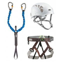 Petzl Kit VIA FERRATA
