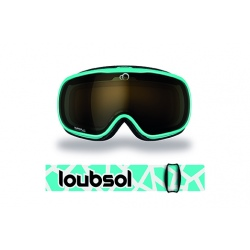 Loubsol Atom Turquoise S3 Brun standard
