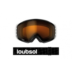 Loubsol Chrono Blanc Photochromique Orange