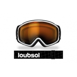 Loubsol Chrono Noir Photochromique Orange