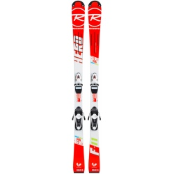 Rossignol HERO FIS MULTIEVENT OPEN + Look NX JR 7 LIFTER