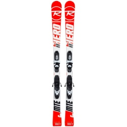 Rossignol HERO JUNIOR MULTI-EVENT + Look X press 7