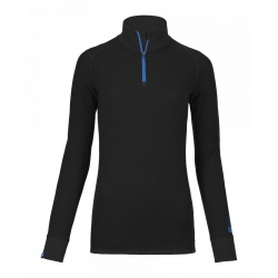 Ortovox 210 SUPERSOFT ZIP NECK W Black Raven