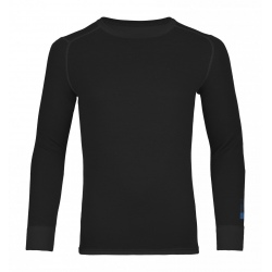 Ortovox 210 SUPERSOFT LONG SLEEVE M Black Raven