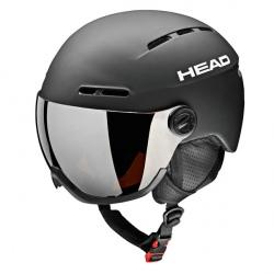 Head KNIGHT Black