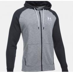Unde Armour Sweat à capuche UA Sportstyle Fleece Full Zip