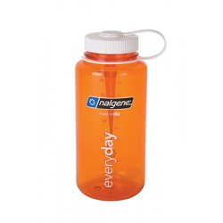 BOUTEILLE COUL. GRDE OUVERTURE 1 L NALGENE