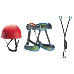 camp Kit Via ferrata Vortex