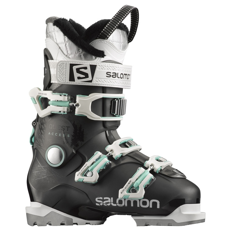 Salomon Quest Access HS W BK/Anth