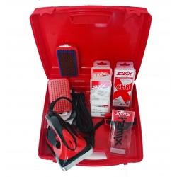 Kit d'entretien et fartage Alpin Swix