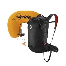 SCOTT Air Free AP Alpride 24 Kit BLACK