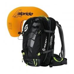 SCOTT Air Free AP Alpride 30 Kit BLACK
