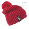 Poc COLOR BEANIE Glucose Red