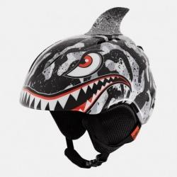Giro LAUNCH PLUS Black/Grey Tiger Shark