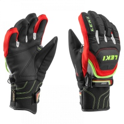 Gants Leki WORLDCUP RACE COACH FLEX S GTX JUNIOR