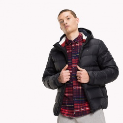 Hilfiger Basic Down HD Jacket Black