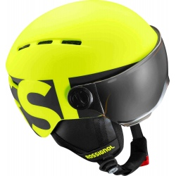 Rossignol VISOR JR - Neon Yellow/Black
