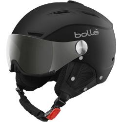 Bollé BACKLINE VISOR SOFT BLACK & SILVER