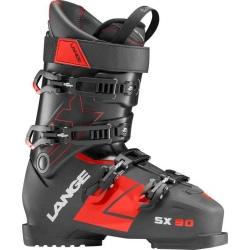 Lange SX 90 TR BLACK RED