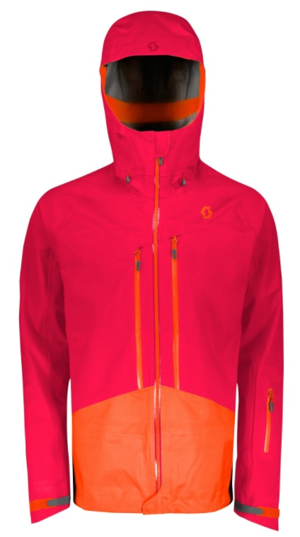 Royal Jacket 3l Red Explorair Redmoroccan Scott wkX8n0OP