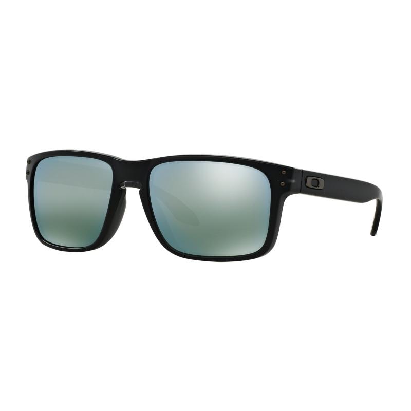 552003c53e0 Oakley HOLBROOK™ Emerald Iridium - Speck-Sports