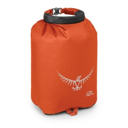 Osprey ULTRALIGHT DRYSACK 12L Poppy Orange