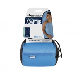 Sea to Summit Drap de sac Coolmax adaptator Traveller