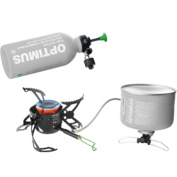 Optimus Optifuel Multifuel + gaz
