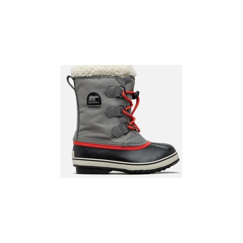 11440e70d5d Sorel YOOT PAC NYLON gris - Speck-Sports