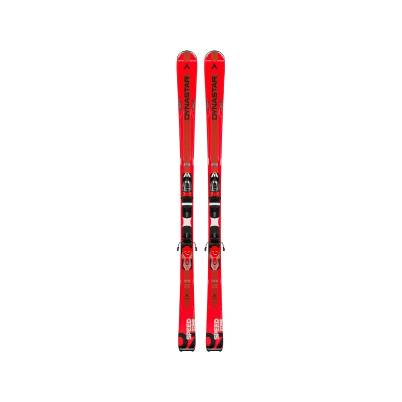 SPEED ZONE 7 RED (XPRESS2)+XPRESS 11 B83 BLACK/RED