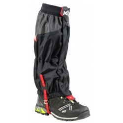 Millet HIGH ROUTE GAITERS noir