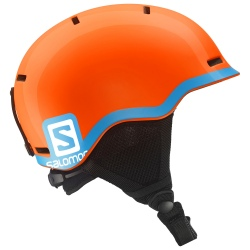 Salomon GROM JR FLUO orange/bleu