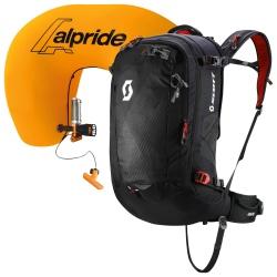 Sac Scott Air Free AP 32 Kit Black Burnt Orange