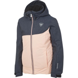 Rossignol GIRL SKI JACKET rose/violet