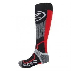Rossignol L3 PREMIUM WOOL noir/rouge/gris