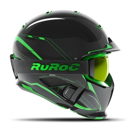 Ruroc RG1-DX Chaos Viper